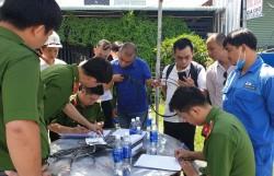 Thông tin về tai nạn điện tại phường Bình Hòa (Bình Dương)