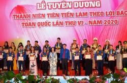 Đoàn viên PV GAS được tuyên dương 'Thanh niên tiên tiến làm theo lời Bác'