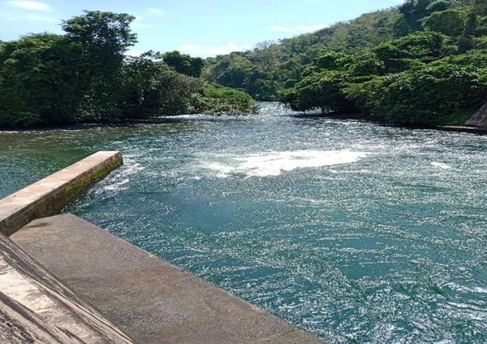 Thủy điện Hàm Thuận - Đa Mi: Cấp nước chống hạn hiệu quả mùa khô năm 2020