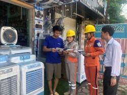 Cao điểm nắng nóng, PC Hưng Yên khuyến cáo sử dụng điện tiết kiệm