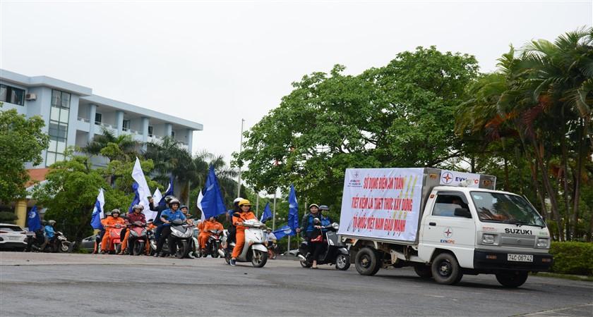 UBND tỉnh Quảng Trị chỉ đạo tăng cường sử dụng điện tiết kiệm