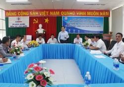 Chủ tịch EVNSPC thị sát các dự án cấp điện cho huyện đảo Phú Quốc