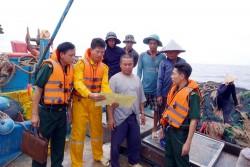 Nhiều tàu cá vi phạm hành lang an toàn các công trình dầu khí