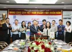 PV Power và Bangkok Bank ký hợp đồng tín dụng hạn mức 40 triệu USD