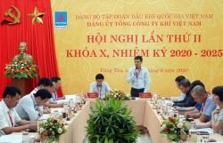 Hội nghị Ban chấp hành Đảng bộ PV GAS Lần II - Khóa X (mở rộng)