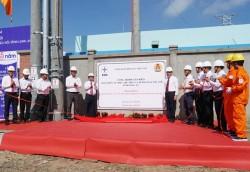 Gắn biển công trình TBA 110 kV Thủ Thừa và đường dây đấu nối tỉnh Long An
