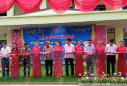 Khánh thành Trường mầm non Tiên Hội (Thái Nguyên) do PV GAS tài trợ