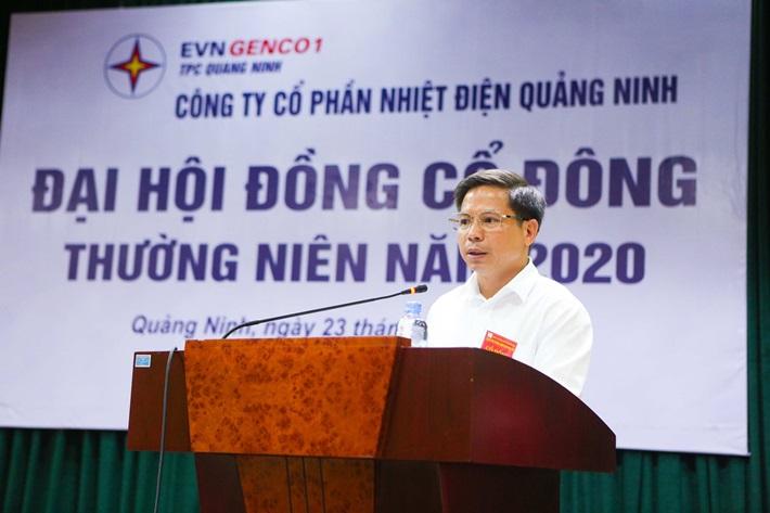 Nhiệt điện Quảng Ninh có tân Chủ tịch Hội đồng quản trị