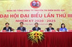 Đảng bộ EVNNPT tổ chức thành công Đại hội đại biểu lần III, nhiệm kỳ 2020 - 2025