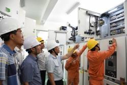 EVNHANOI dồn sức xây dựng các công trình trạm biến áp 110 kV