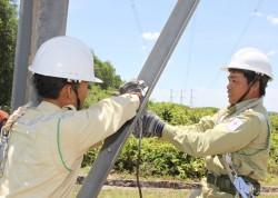 Truyền tải điện Quảng Trị đảm bảo vận hành lưới điện mùa nắng nóng