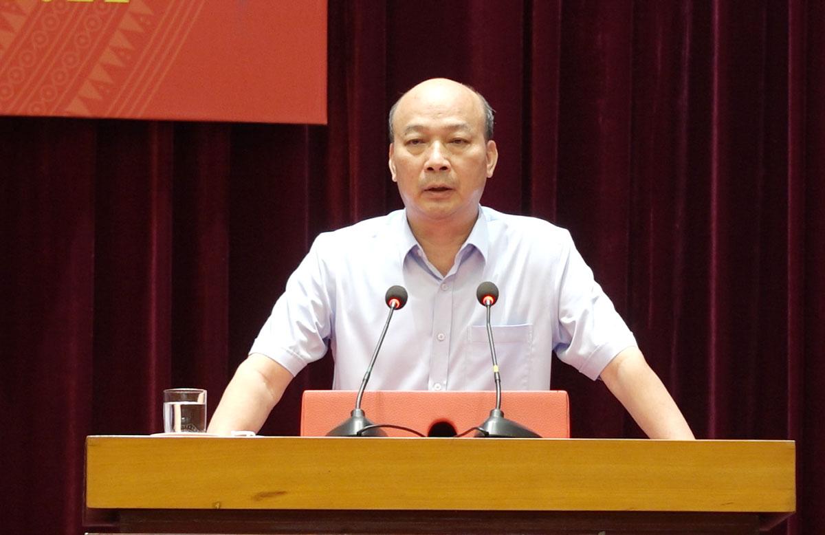 Ban Thường vụ Tỉnh ủy Quảng Ninh làm việc với TKV