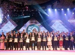 PV GAS lần thứ 9 liên tiếp trong 'Top 50 công ty niêm yết tốt nhất Việt Nam'