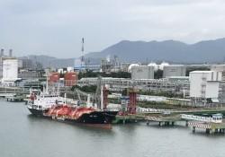 Việt Nam tiếp nhận chuyến hàng LPG lạnh đầu tiên từ Ả Rập Xê Út