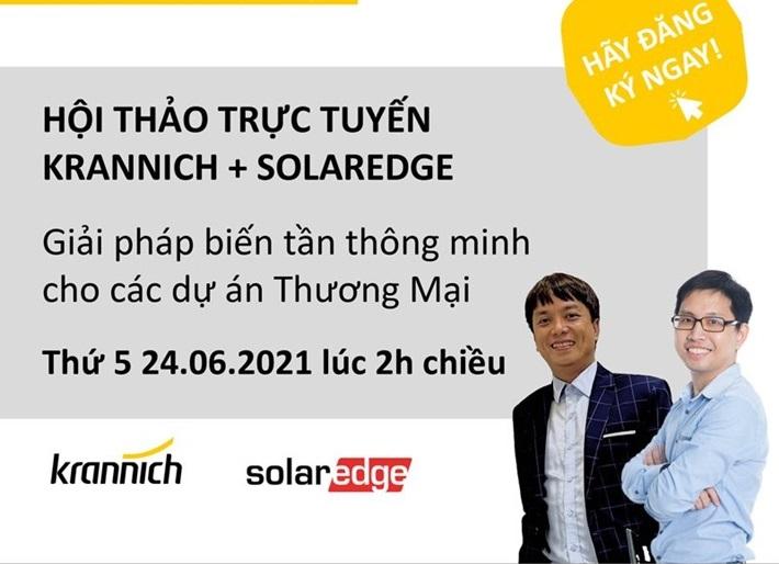 Krannich Solar củng cố hiện diện tại thị trường Việt Nam