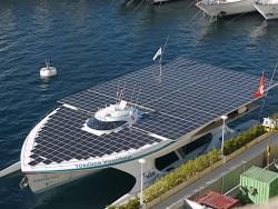 Những công trình năng lượng mặt trời lớn nhất thế giới