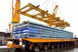 Doosan Vina xuất 1.700 tấn thiết bị thu hồi nhiệt đến Ả Rập Xê Út