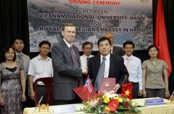 Na Uy hỗ trợ Việt Nam ứng phó với biến đổi khí hậu và phát triển năng lượng