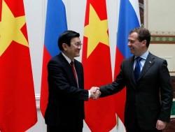 Tăng cường quan hệ hợp tác năng lượng Việt - Nga