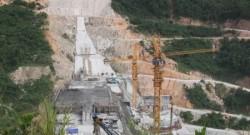 Thủy điện Đakdrinh đảm bảo tiến độ chống lũ năm 2012