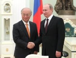 Nga tiếp tục phát triển điện hạt nhân với công nghệ an toàn nhất