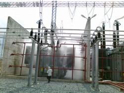 Trạm biến áp 500 kV Sông Mây đã đóng điện thành công