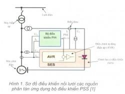 Ứng dụng bộ ổn định công suất cho các nguồn phát công suất nhỏ