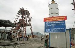 Đảm bảo tiến độ dự án hầm lò mỏ than Núi Béo