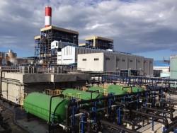 Thử áp thành công lò hơi số 2 Nhà máy nhiệt điện Vũng Áng 1