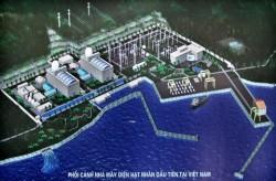 Đẩy nhanh tiến độ xây dựng dự án điện hạt nhân Ninh Thuận