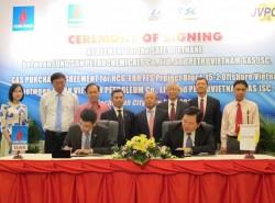 PV Gas ký Hợp đồng bán Ethane và mua bán khí