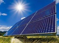 Khởi động dự án điện mặt trời tại Ninh Thuận