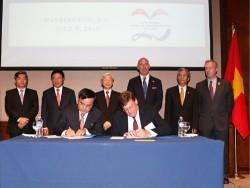 EVN ký thỏa thuận hợp tác với GE