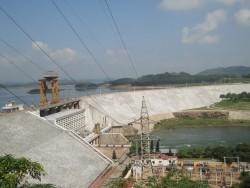 Thủy điện Thác Bà với tiêu chí phát triển bền vững