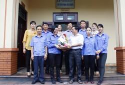 Công đoàn Quacontrol trong công tác đảm bảo ATVSLĐ