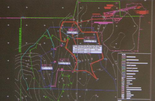 Phương án khai thác than khu trung tâm mỏ Bình Minh 1
