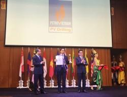 """Tổng giám đốc PV Drilling top """"100 Nhà Quản lý giỏi Asean"""""""