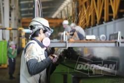 Doosan Vina ký hợp đồng chế tạo thiết bị điện hạt nhân