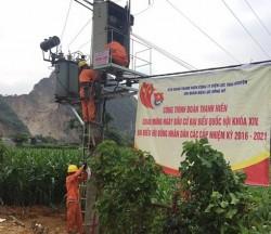 Công ty Điện lực Thái Nguyên: Hành trình về phía trước