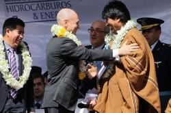 ROSATOM và Bolivia hợp tác phát triển điện hạt nhân