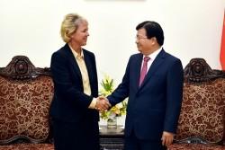 Việt Nam ưu tiên phát triển năng lượng xanh