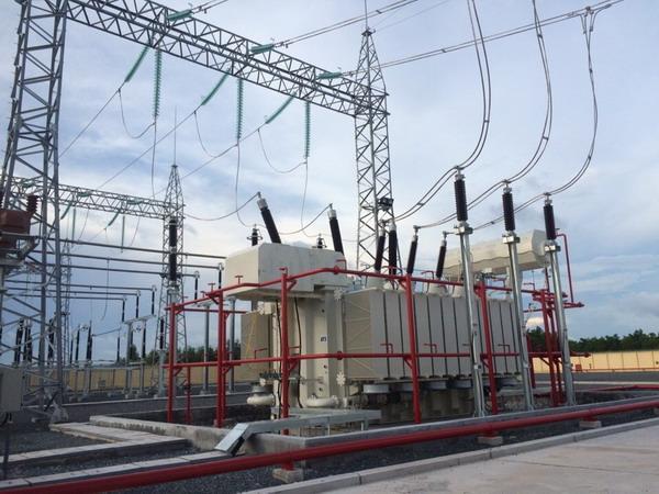 Ham Tan 220 kV Transformer Substation has been put into operation
