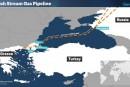 """Nga - Thổ Nhĩ Kỳ khởi động lại dự án """"Dòng chảy Thổ Nhĩ Kỳ"""""""