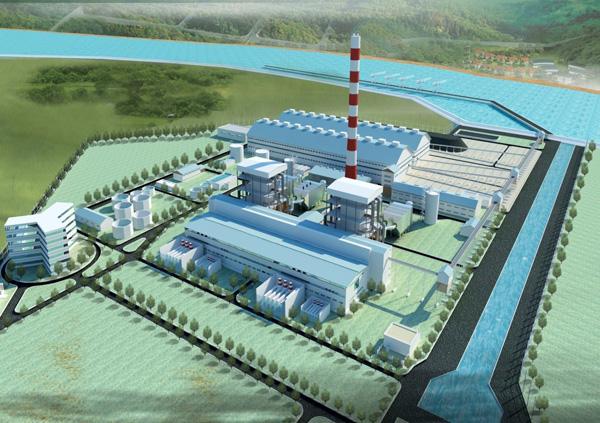Thống nhất địa điểm xây dựng dự án nhiệt điện Long An I