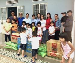 Thủy điện Đồng Nai trao học bổng cho học sinh nghèo tại Lâm Đồng