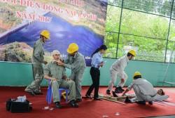 HPC Dong Nai hưởng ứng Tháng an toàn, vệ sinh lao động