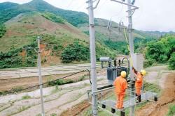 Thêm nhiều bản ở Sơn La có điện lưới quốc gia