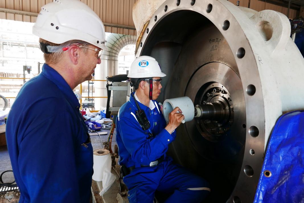 Bảo dưỡng lọc dầu Dung Quất: Nhiều hạng mục về đích sớm 1