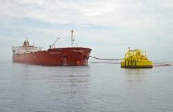 Nhập chuyến dầu đầu tiên trong bảo dưỡng lọc dầu Dung Quất