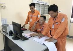Điện lực Hương Khê chủ động phòng chống thiên tai
